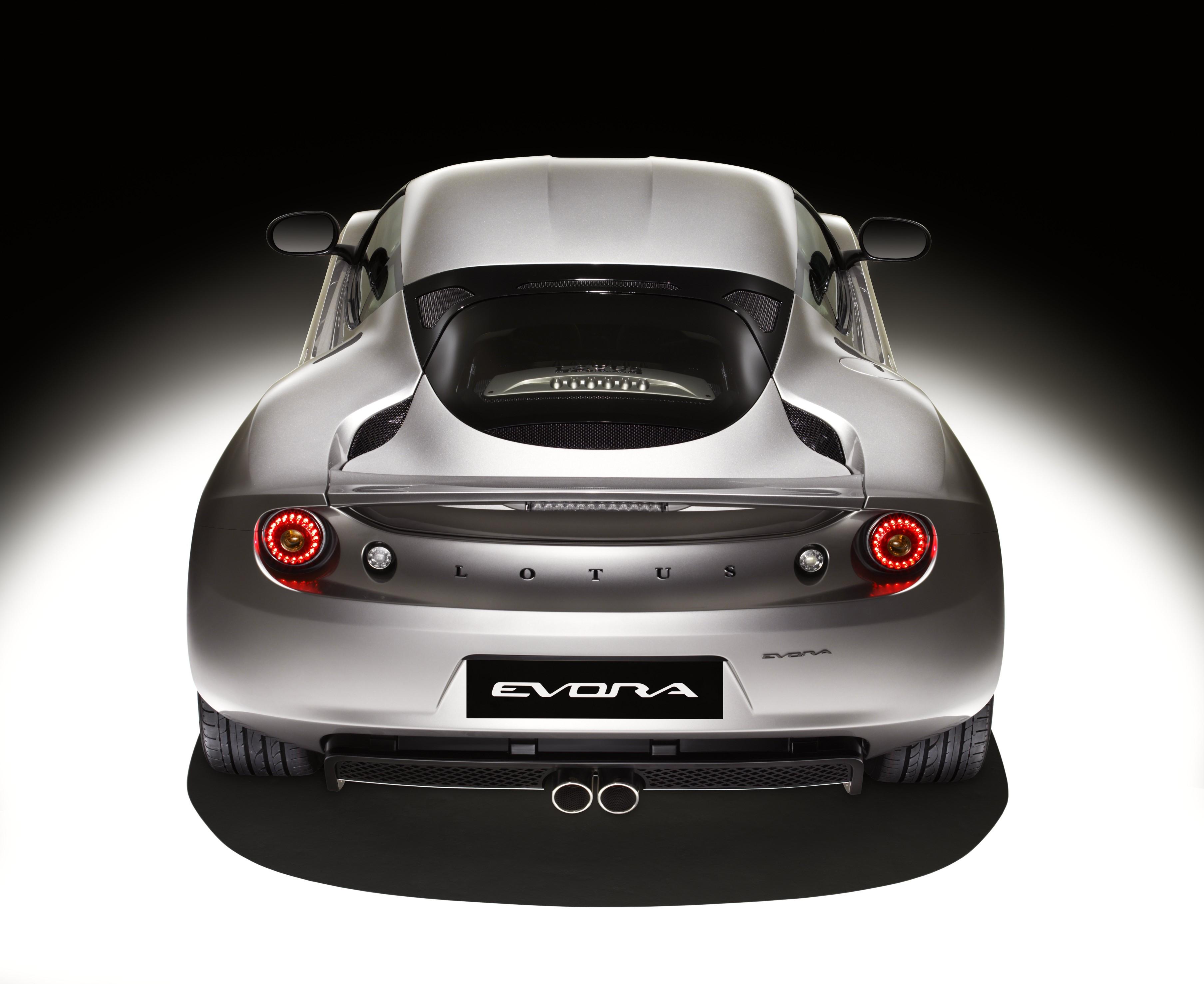 Evora Car Cover